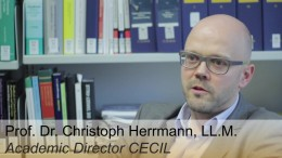 Certificate of Studies in European, Comparative and International Law (CECIL)