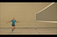 Lehrvideo – Volleyball: Frontaler Angriffsschlag